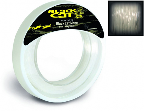 Black Cat Mono Leader 1,2mm 1,2mm mono