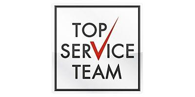 TOP SERVICE TEAM Logo